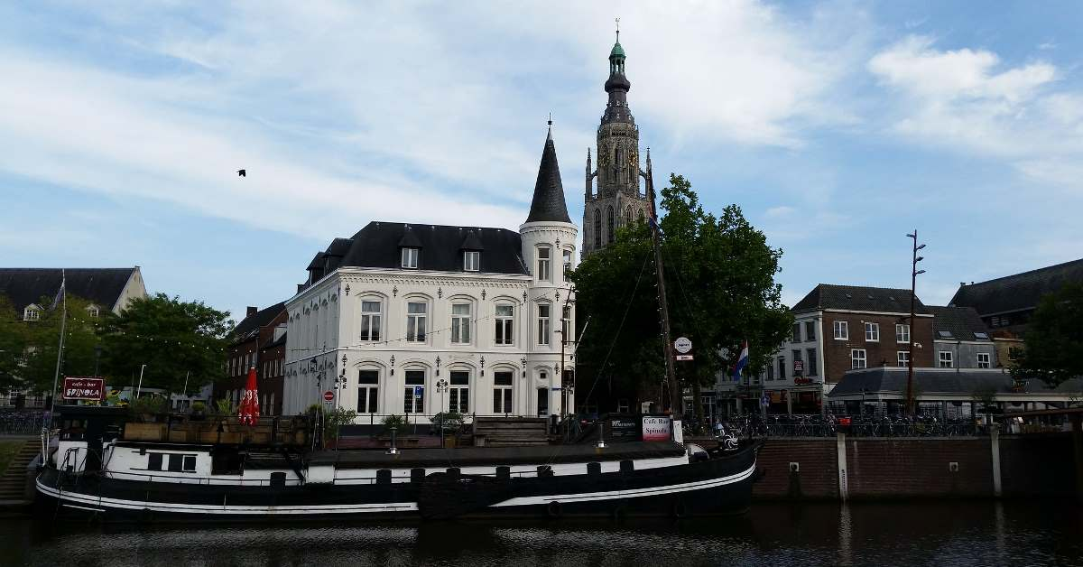 attractions in breda