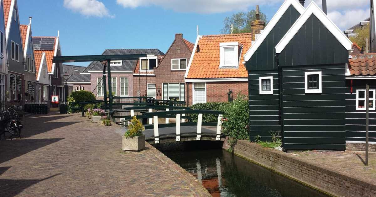 volendam attracties