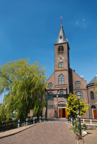 Sint Vincentiuskerk volendam