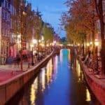 רובע החלונות האדומים אמסטרדם
